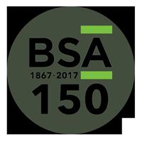 BSA 150 seal