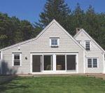 Todd/Taft House—Truro, Massachusetts. Krueger Associates Architects.